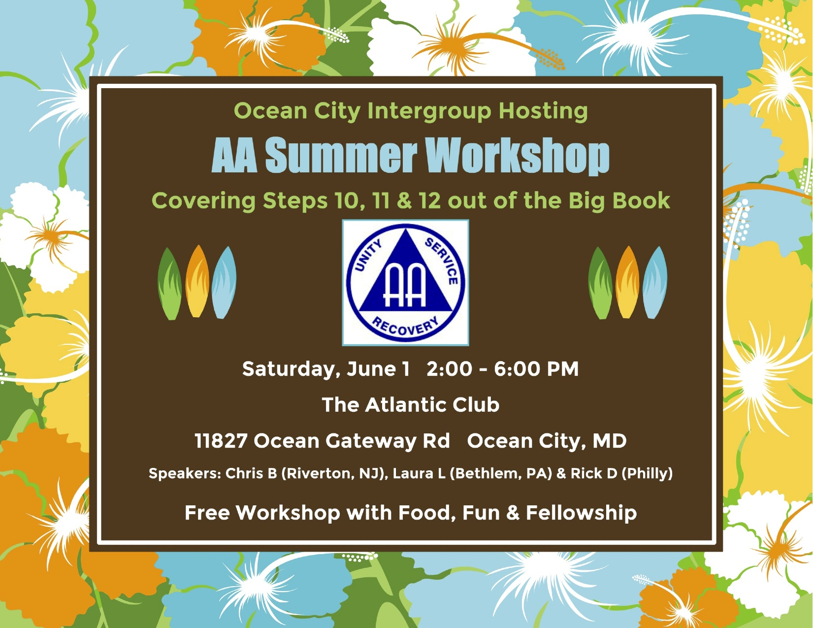 Summer Workshop Flyer_5.03.19